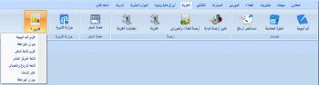 برنامج محاسبة اي سيلز - شرح قائمة الخزينة