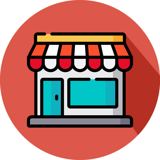 stores and products